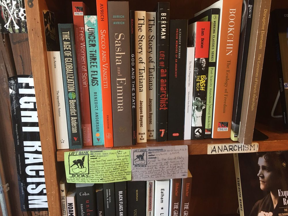 Left Bank Books Collective