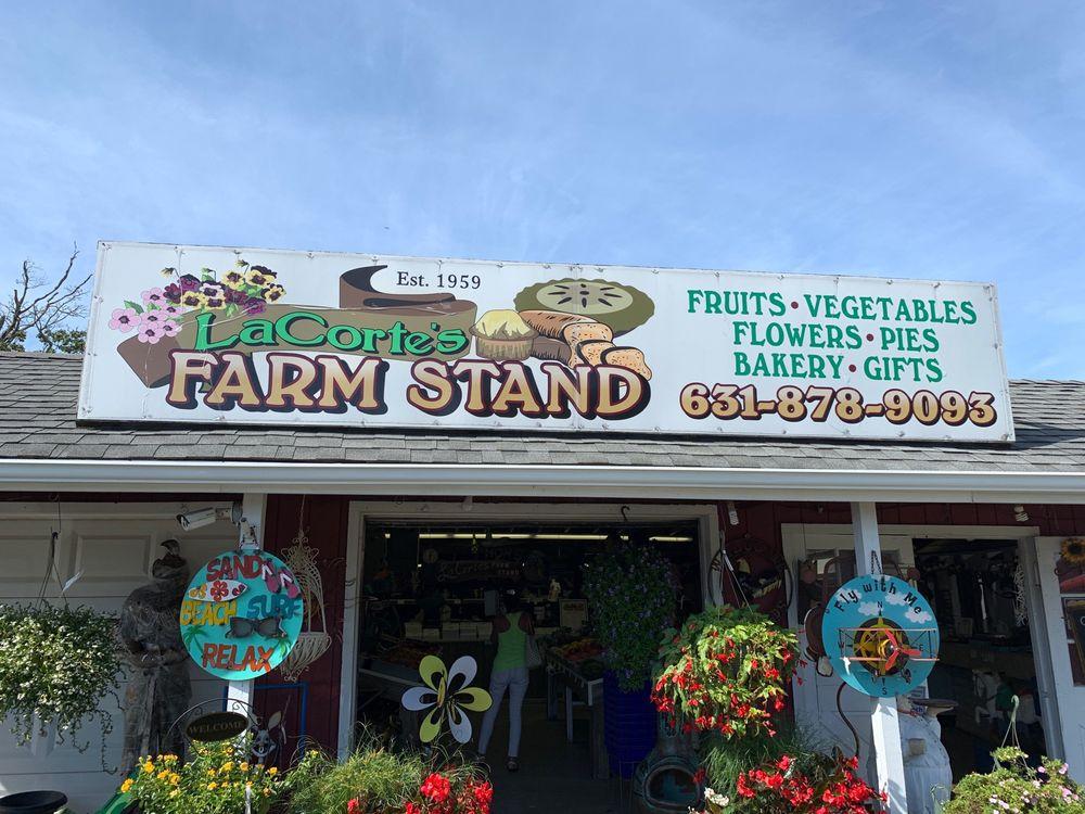 LA CORTE FARM STAND: 339 Montauk Hwy, Moriches, NY