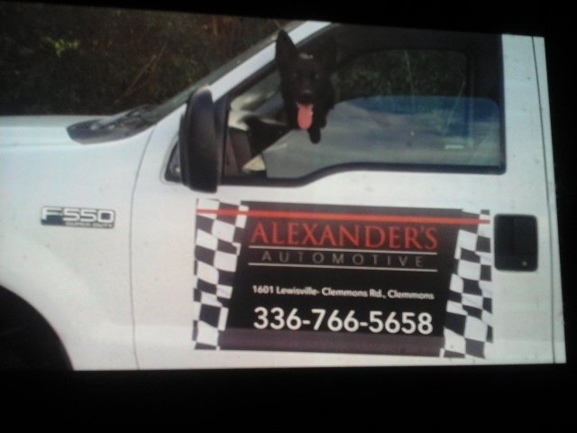 Towing business in Clemmons, NC