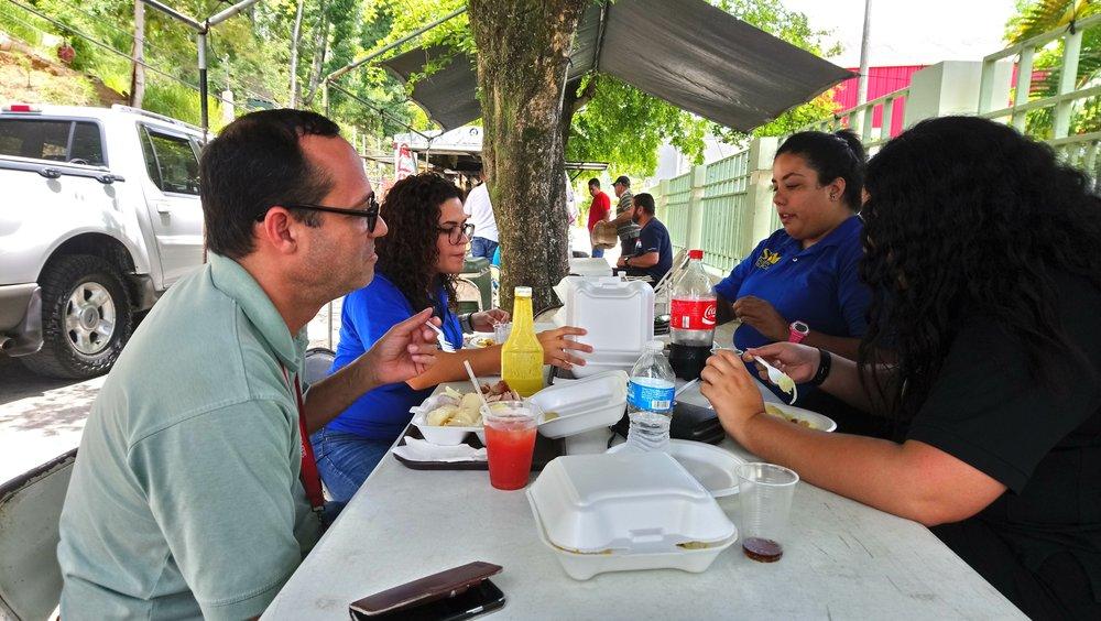 Cafetería Ebenezer: Carr. PR-144 S/N, Jayuya, PR