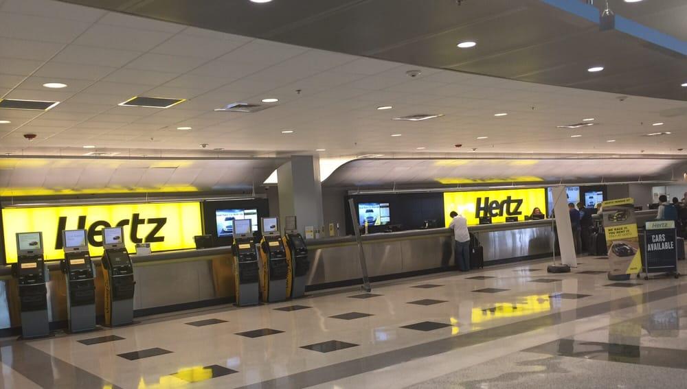 hertz - yelp