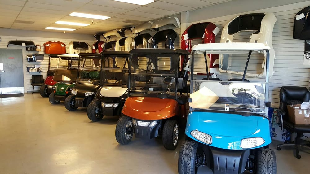 All Cal Golf & Industrial Vehicles: 1820 Arnold Industrial Way, Concord, CA