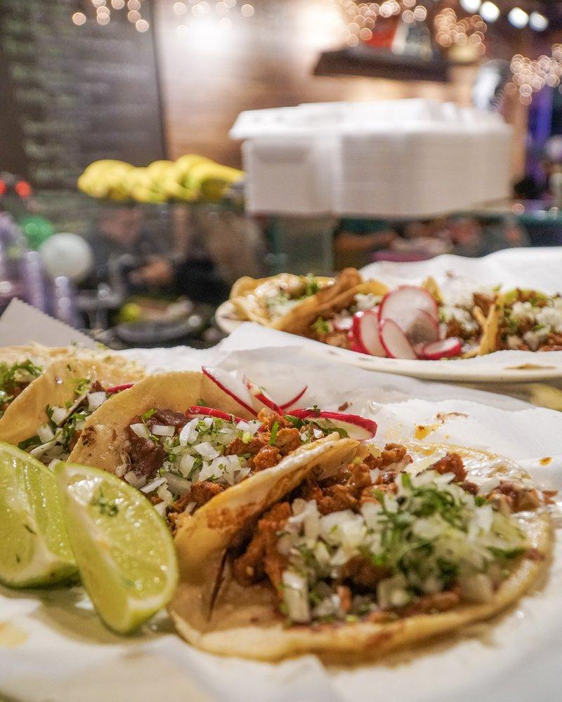 Taco Intenso: 7410 Broadway Ave, North Bergen, NJ