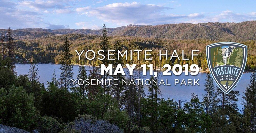 Yosemite Half Marathon: Oakhurst, CA