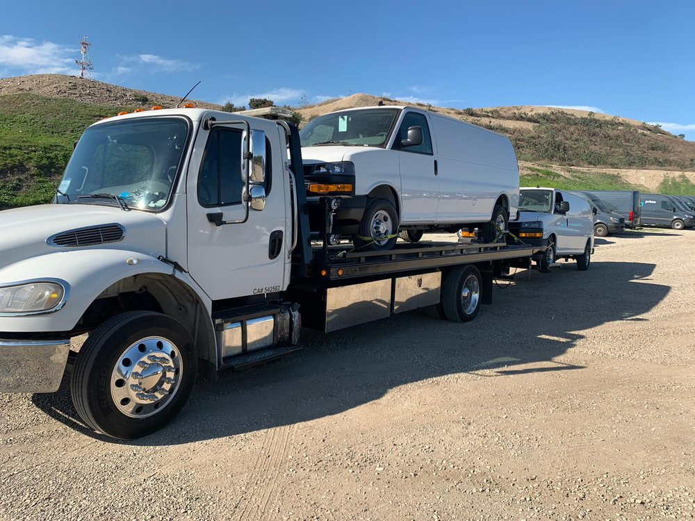 Towing business in Richton Park, IL