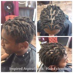 Inspired aspiration hair extensions 594 photos 30 reviews photo of inspired aspiration hair extensions portland or united states starterlocs pmusecretfo Images