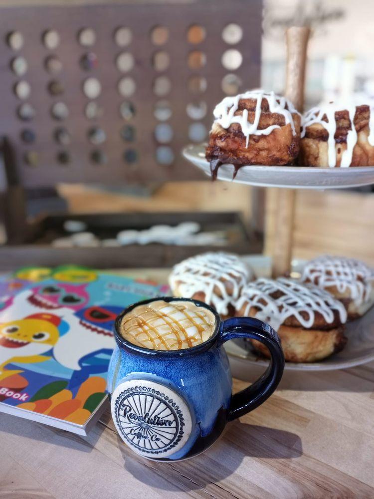 Revolution Coffee: 6720 NW Cache Rd, Lawton, OK