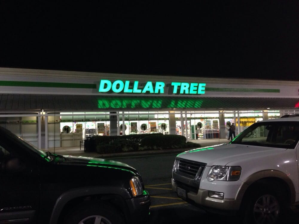 Dollar Tree: 183 Montgomery Crossing, Biscoe, NC