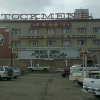 Stockmens hotel and casino red hawk casino commercial