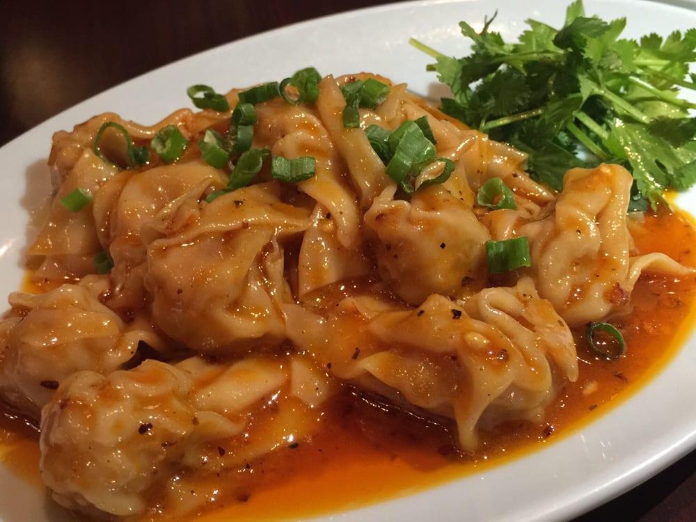 Chili wonton yum yelp for 101 taiwanese cuisine