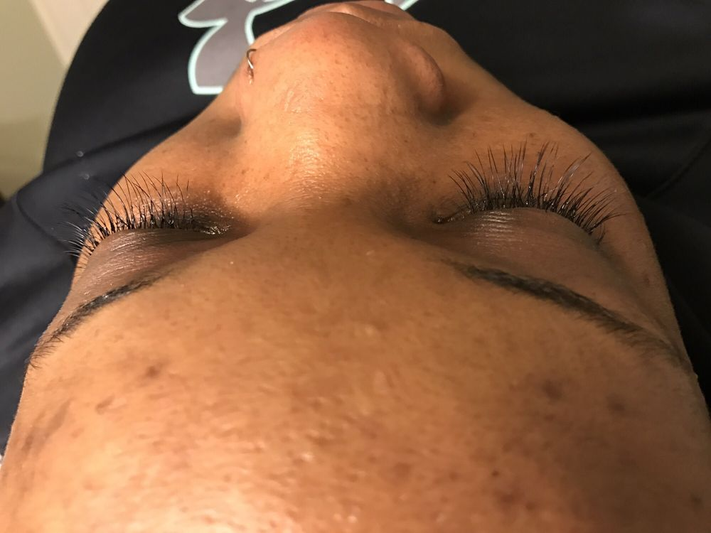 AFTER (individual eyelash extensions) - Yelp