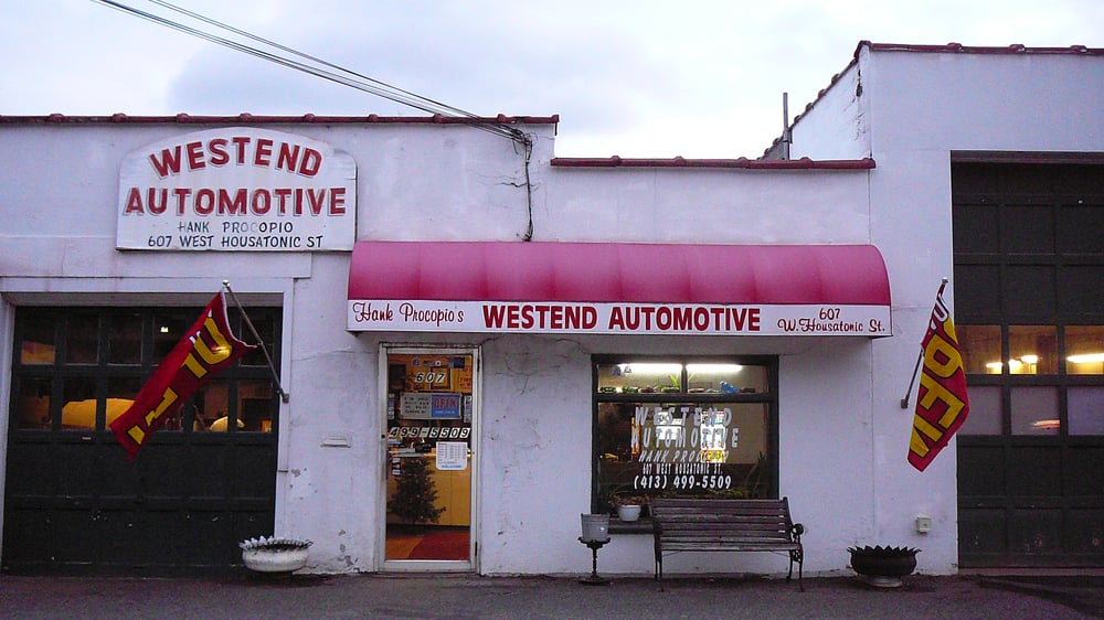 West End Auto >> Westend Automotive Auto Repair 607 W Housatonic St