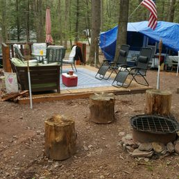 Red Ridge Lake Campground Campgrounds 11 Croll Rd
