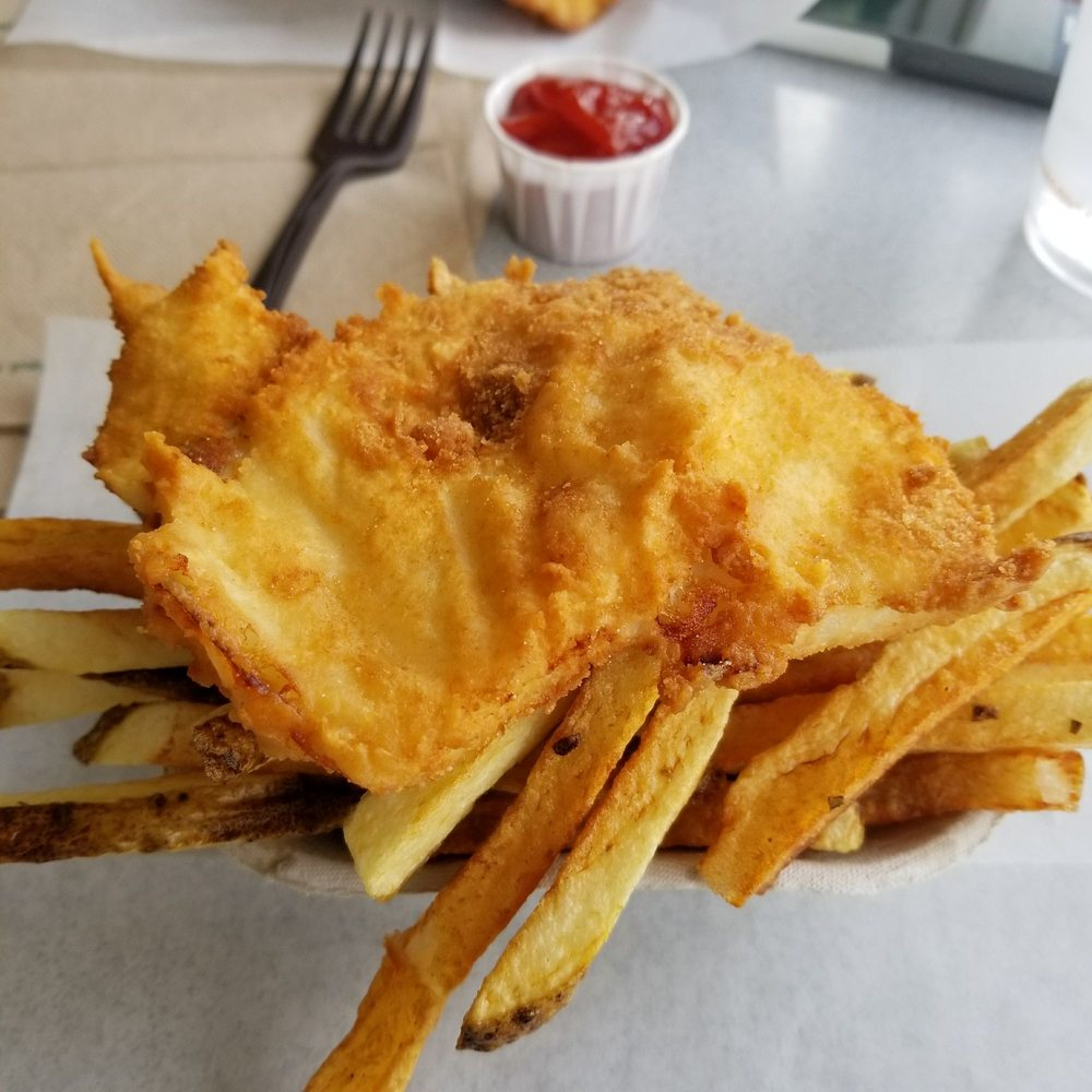 Spud fish chips 86 photos 215 reviews seafood for Spuds fish and chips