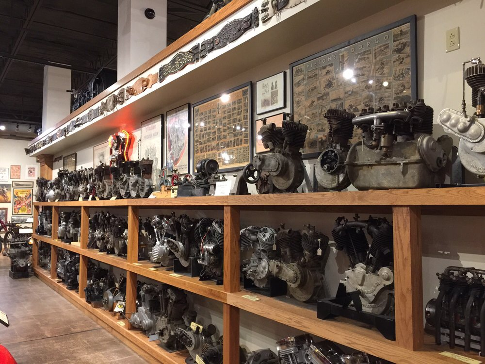 National Motorcycle Museum: 102 Chamber Dr, Anamosa, IA