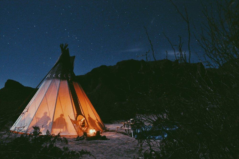 Camp Rough