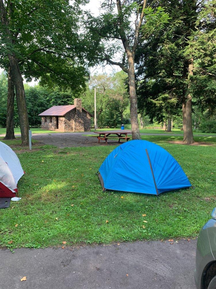 Gilman Village Park: 300 Park Dr, Gilman, WI