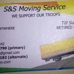 S s moving service movers killeen tx phone number yelp photo of s s moving service killeen tx united states business reheart Images