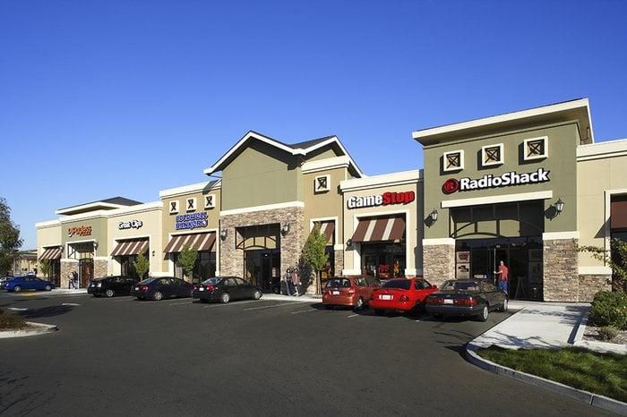 Napa Junction Shopping Center: 6055 Main St, American Canyon, CA