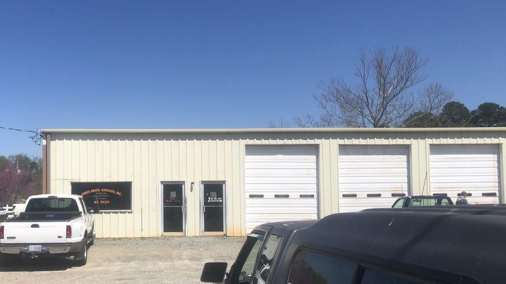Jones Bros Garage: 201 N Main St, Broadway, NC