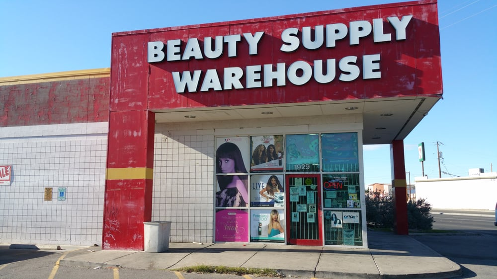 Beauty supply warehouse 1920 n las vegas blvd for Beauty salon equipment warehouse