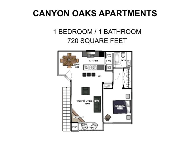 Canyon Oaks Apartments