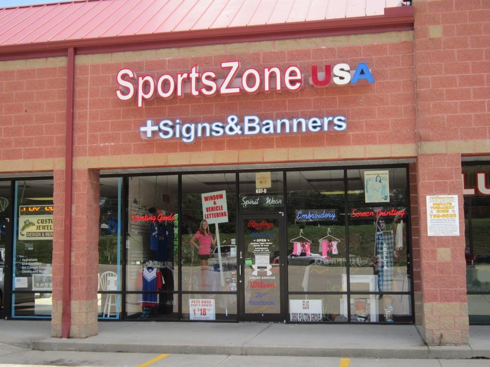 Sports Zone USA: 637 Ohio Pike, Cincinnati, OH