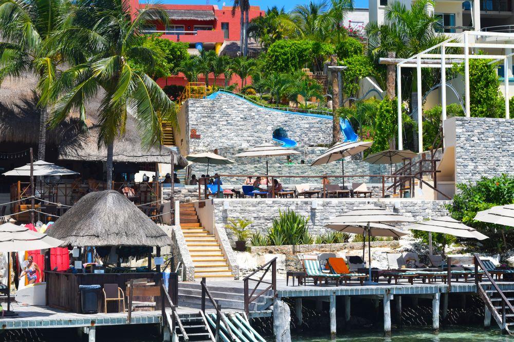 Kin Ha Restaurant Isla Mujeres Mexico Yelp
