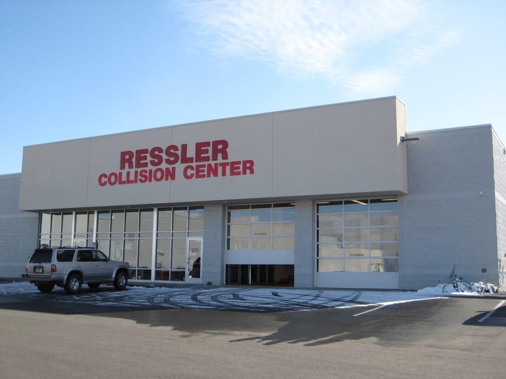 Ressler Collision Center: 8472 Huffine Ln, Bozeman, MT