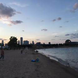 Photo Of 12th Street Beach Chicago Il United States