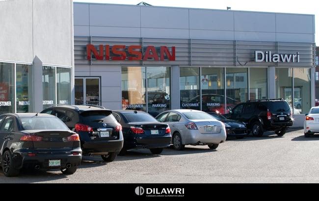 Regina Nissan Car Dealers 1111 Broad Street Regina
