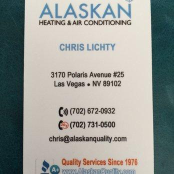 Alaskan Heating Amp Air Conditioning 73 Reviews Heating