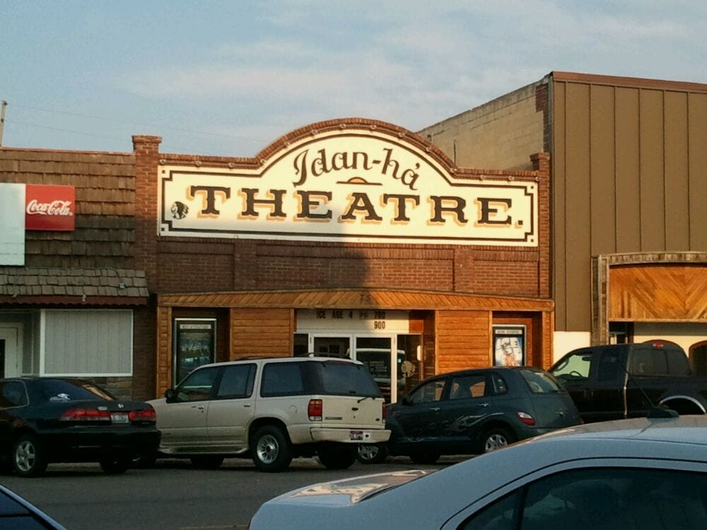 Idan-Ha Theater: 75 S Main St, Soda Springs, ID