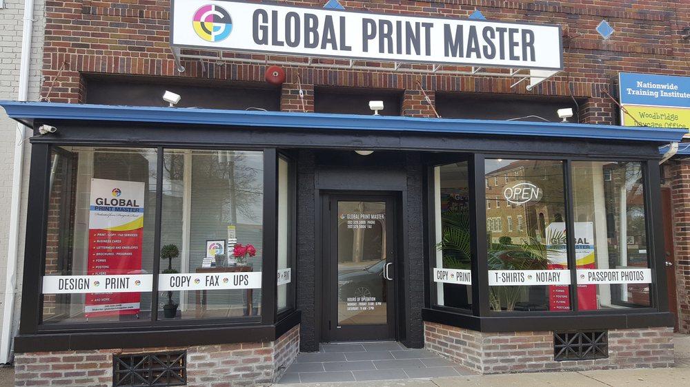 Global Print Master