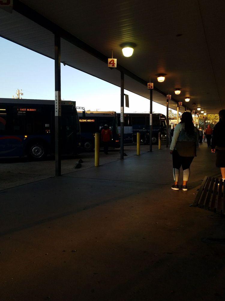Greyhound Bus Lines: 300 W Oglethorpe Blvd, Albany, GA