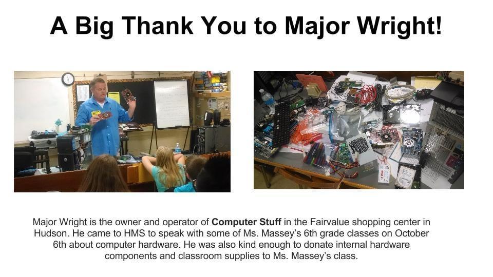 Computer Stuff: 110 Fairway Shopping Ctr, Hudson, NC
