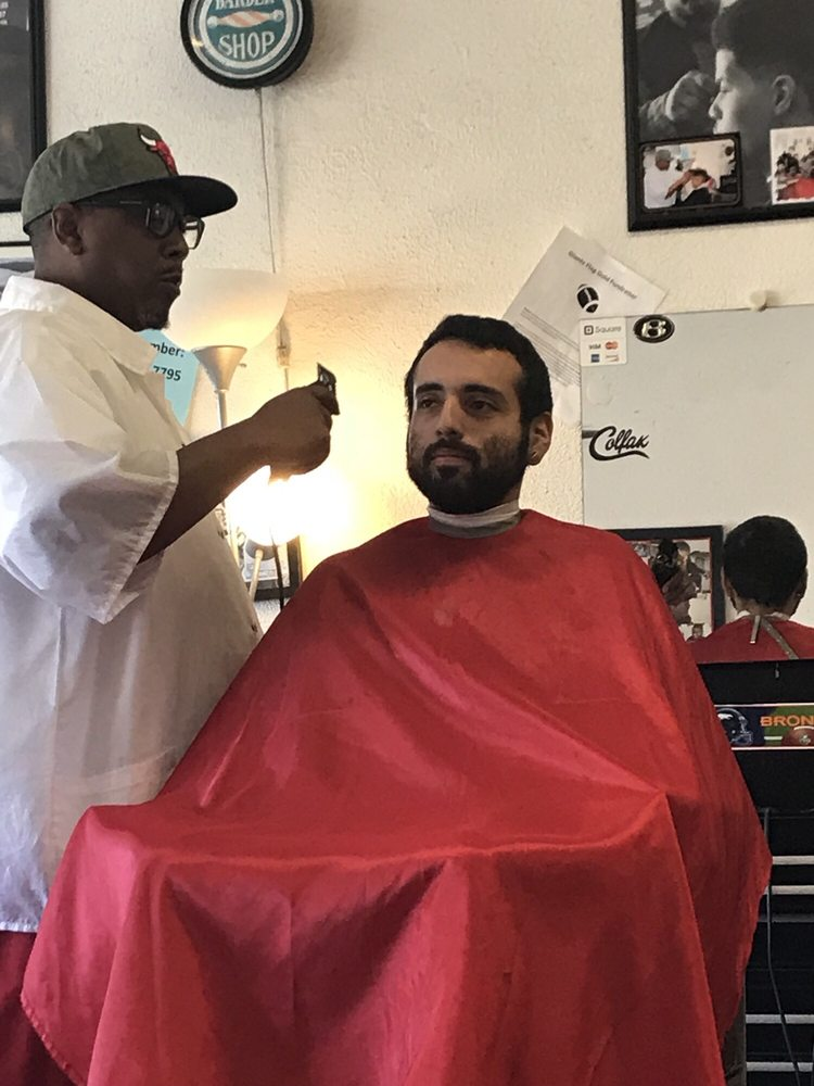 Supreme Style Barber Shop: 7520 E Colfax Ave, Denver, CO