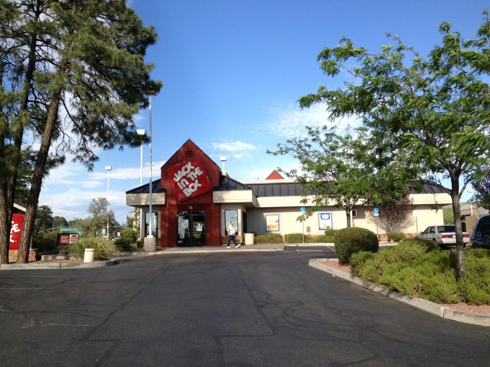 Jack in the Box: 301 E State Highway 260, Payson, AZ