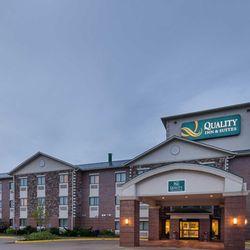 Photo Of Quality Inn Suites Olathe Kansas City Ks United
