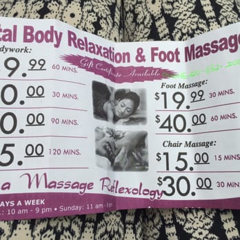 maryland and asian massage