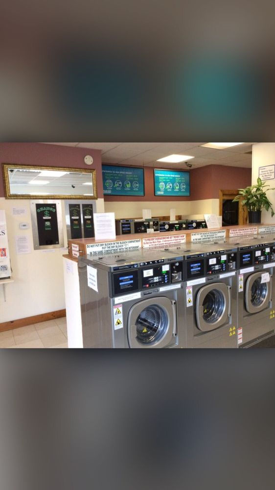 Village Shops Laundromat: 63 French King Hwy, Greenfield, MA