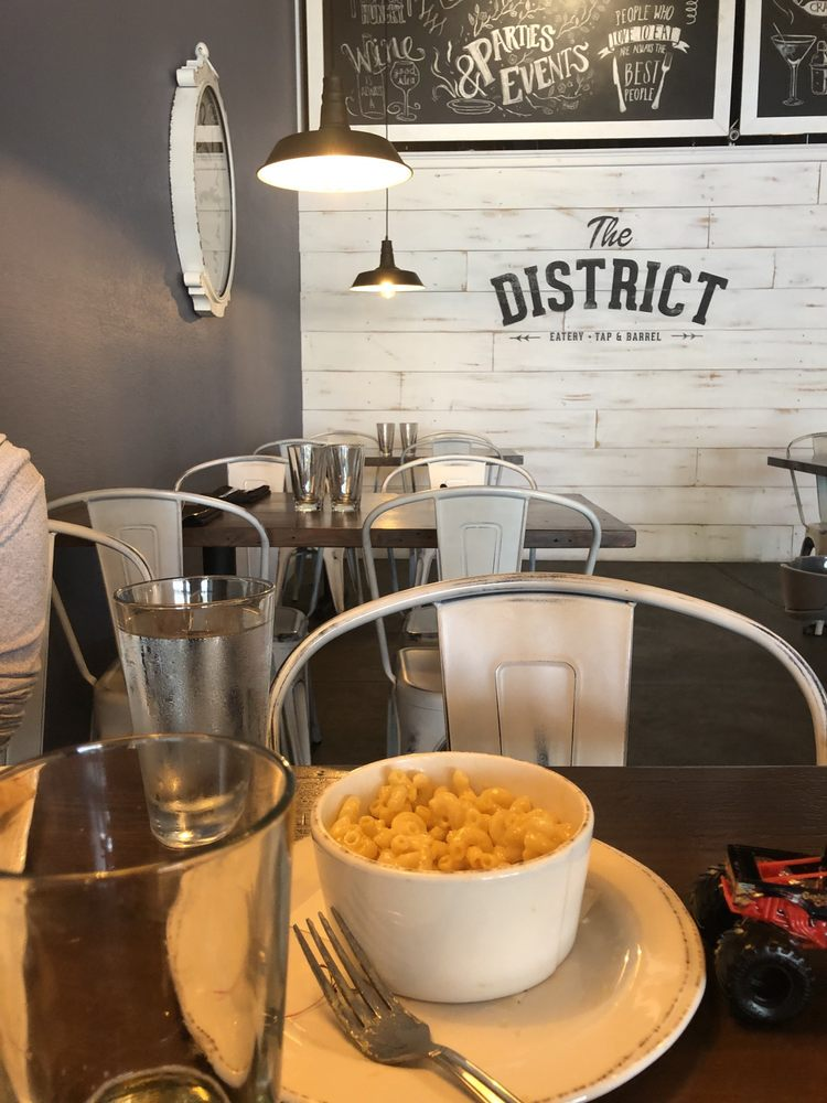 The District Eatery Tap & Barrel
