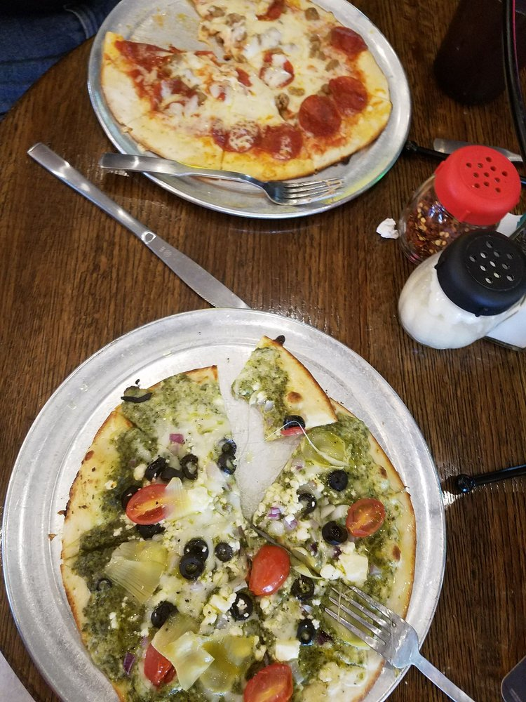 Red River Pizzeria: 223 Clay St, Nocona, TX