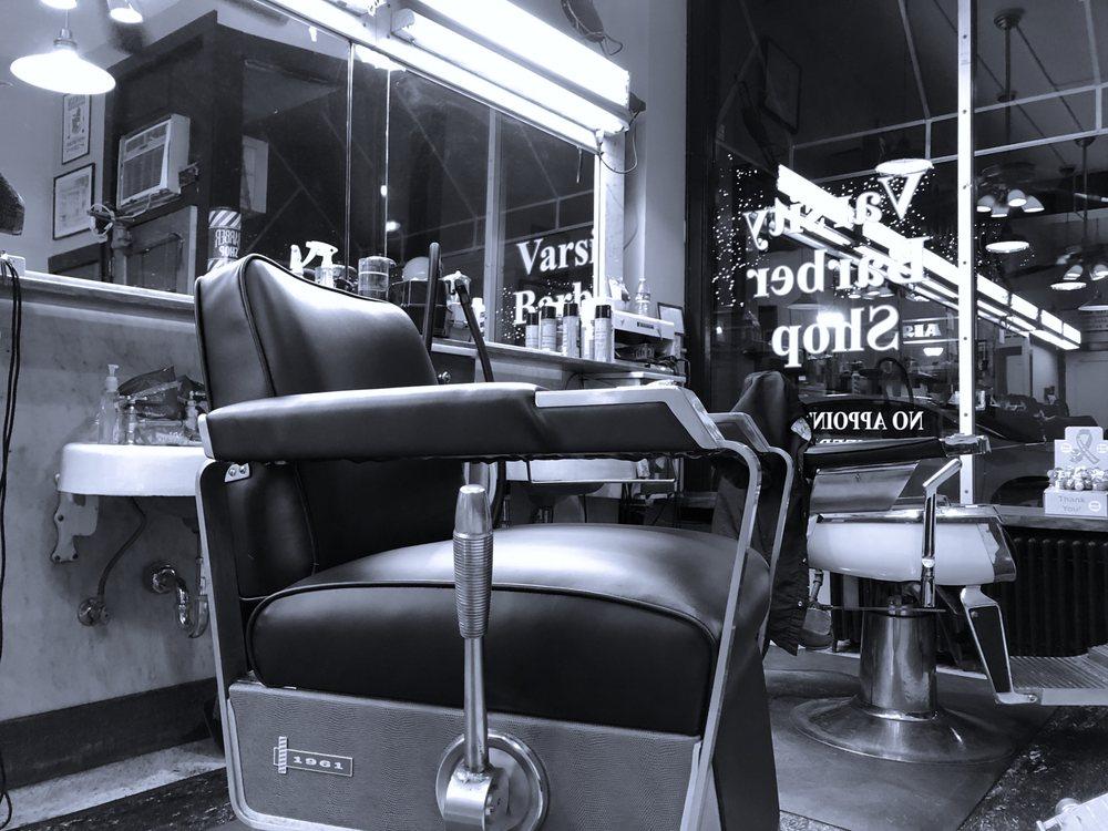 Varsity Barber Shop: 105 E Liberty St, Ann Arbor, MI