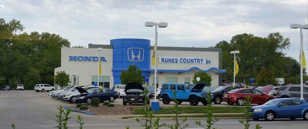 kunes country honda  quincy yelp