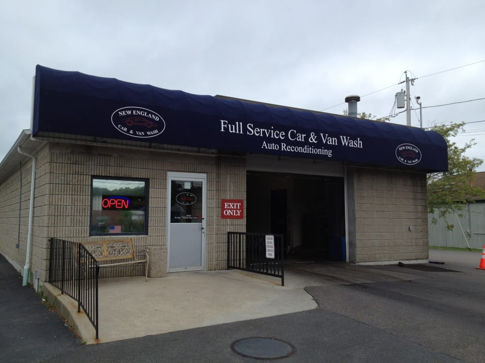 New England Car Wash East Greenwich Ri