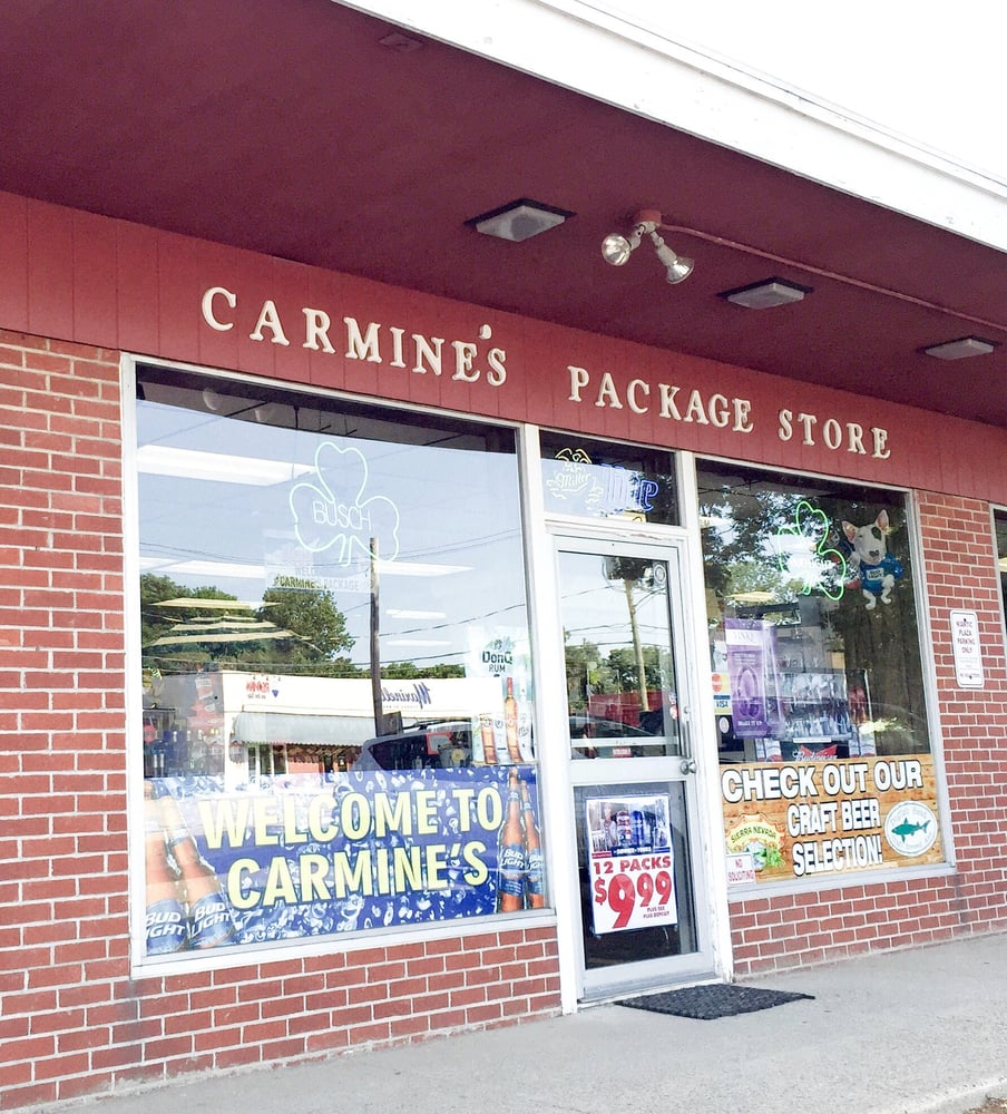 Carmine's Package Store: 52 Pennsylvania Ave, Niantic, CT