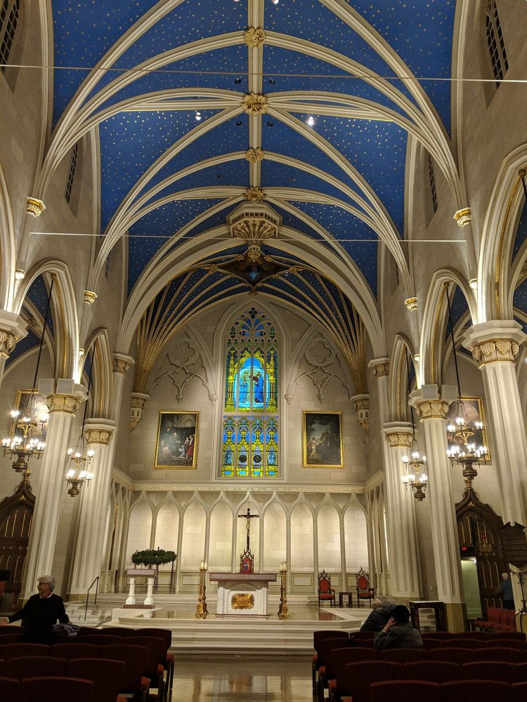 Cathedral Of The Assumption: 443 S 5th St, Louisville, KY
