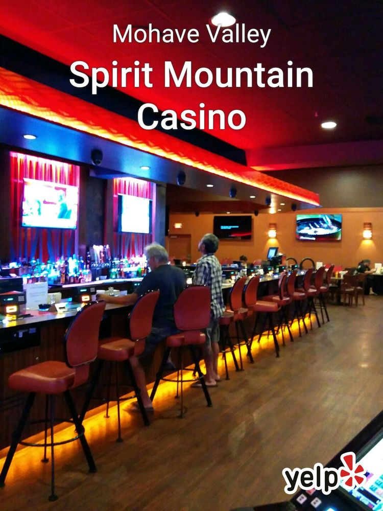 Spirit Mountain Casino: 8555 Highway 95, Mohave Valley, AZ
