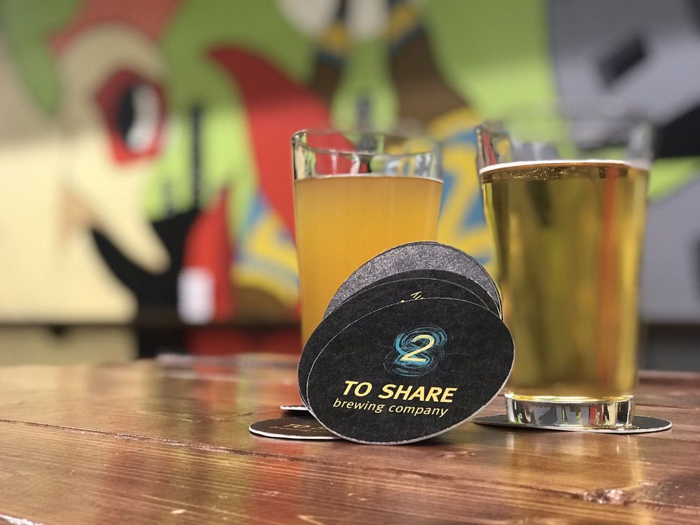 To Share Brewing: 720 Union St, Manchester, NH